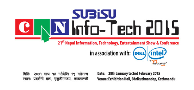 CAN InfoTech 2015 to begin from Jan 28