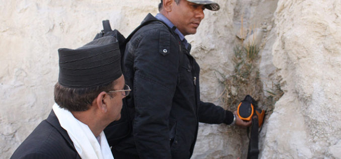 Uranium Mine confirmed in Upper Mustang